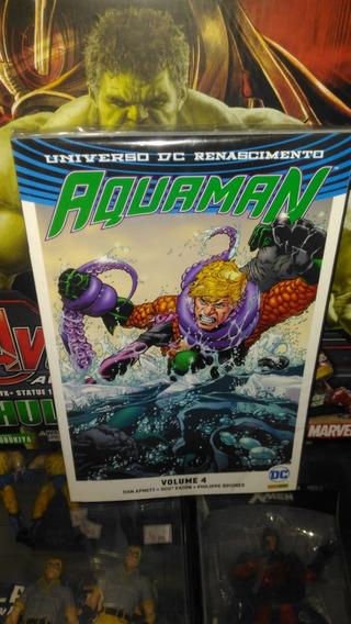 Aquaman N° 4 - Dc Renascimento / Panini