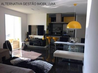 Apartamento Residencial Em São Paulo - Sp, Jaguaré - Apv2452
