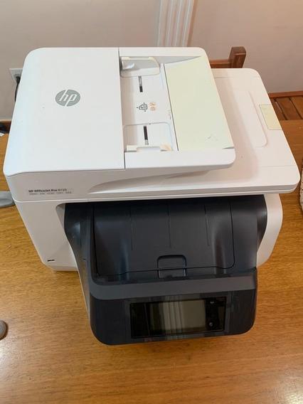 Impressora Hp Officejet Pro 8720 Com Defeito