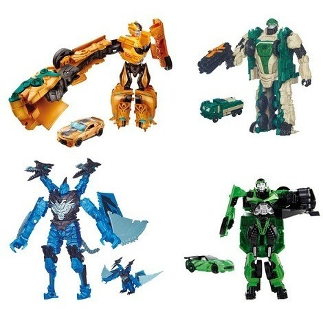 Figura Transformers Poder De Ataque . Hasbro