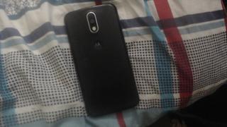 Celular Moto G4 Plus Quebrado Para Retirada De Peças