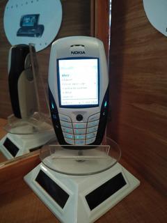 Nokia 6600 Blanco Telcel