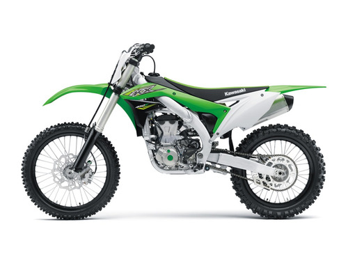 Imagen 1 de 7 de Moto Kawasaki Kx 450