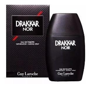 Perfume Drakkar Noir Edt 100ml Masculino Original