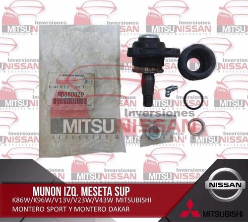 Muñon Izq Meseta Sup Mitsubishi Montero Dakar / Mont Sport