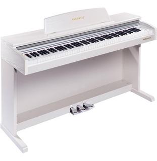 Piano Electrico Blanco Con Mueble 88 Notas Kurzweil Ka150 Wh