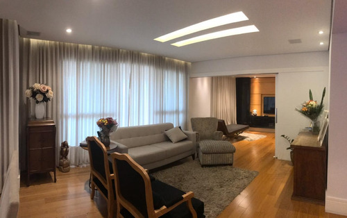 Apartamento À Venda, 195 M² Por R$ 1.220.000,00 - Morumbi - São Paulo/sp - Ap0943