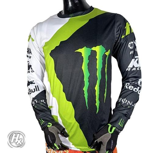 Jersey Buso Enduro,ciclismo Motocross Alpine Fox Startex