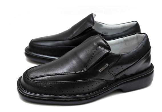 Sapato Social Couro Numero Grande Especial 47 Alcalay Relax