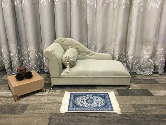 Divã / Chaise Para Ensaios Fotográficos Newborn - Props