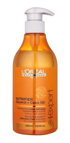 Shampoo Cabello Seco Nutrifier 500ml L