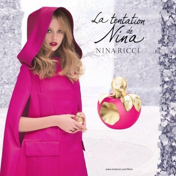 La Tentation 50ml De Nina Ricci Edição Limitada 100%original