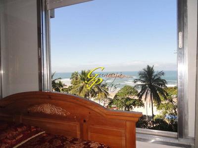Apartamento Temporada Para Locação, Pitangueiras, Guarujá - Ap0057. - Ap0057