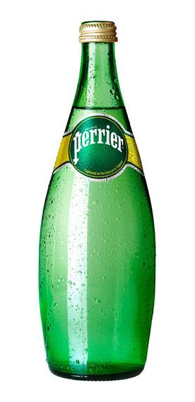 Perrier Agua Mineral De 750 Ml
