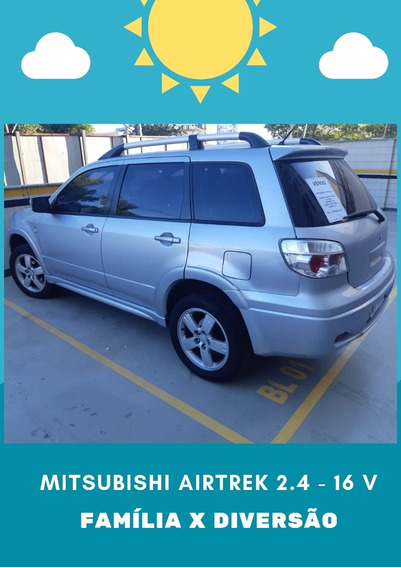 Mitsubishi Airtrek 2.4 5p 2007