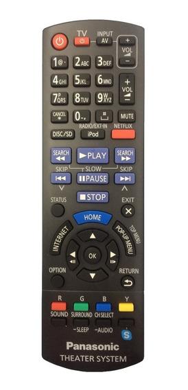 Controle Blu-ray Hometheater Panasonic Sc-btt190/195/196/490