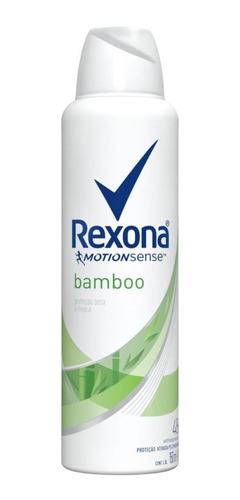 Desodorante Rexona Motion Sense Aerossol Stay Fresh 150ml