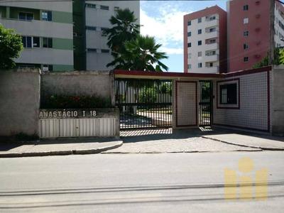 Apartamento Com 1 Dormitório À Venda Por R$ 150.000 - Mangabeiras - Maceió/al - Ap0468