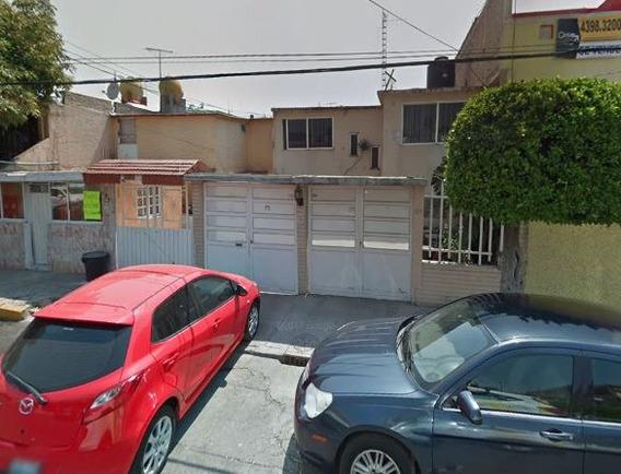 Remate De Casa En El Risco Ctm, Gustavo A Madero