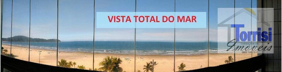 Apartamento Em Praia Grande, 03 Dormitórios Sendo 02 Suítes, Na V. Guilhermina, Ap - Ap2171