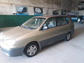 Kia Carens 2.0 Lx Gnc 120 Y Cuotas Autocc