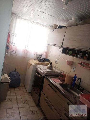 Apartamento Com 2 Dormitórios À Venda, 40 M² Por R$ 120.000,00 - Vila Nova - Porto Alegre/rs - Ap2069