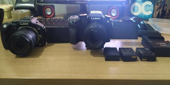 Panasonic G7(4k) E G5/ + Lentes Leica 25mm 1.4 E Do Kit