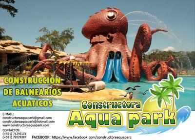 Toboganes Parques Acuaticos