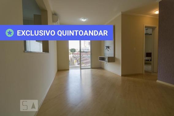 Apartamento No 6º Andar Com 2 Dormitórios E 2 Garagens - Id: 892961176 - 261176