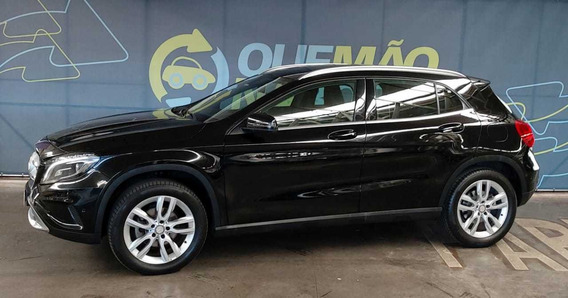 Mercedes-benz - Gla200 Advance - Ano 2015 - Motor 1.6