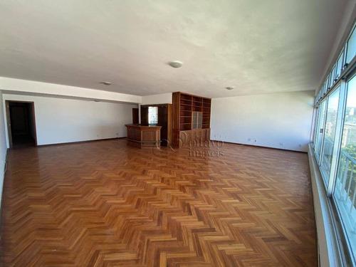 Apartamento Para Alugar, 212 M² Por R$ 9.000,00/mês - Ipanema - Rio De Janeiro/rj - Ap6996