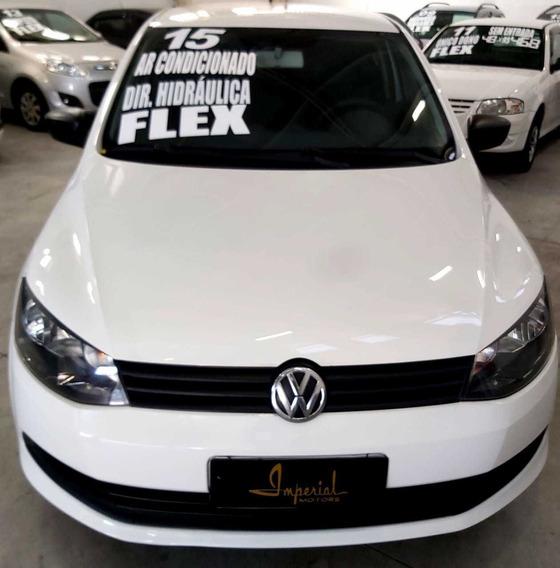Volkswagen Gol 2015 G6 1.0 City Total Flex 3p