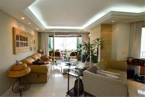 Imagem 1 de 15 de Apartamento De 193m² À Venda No Campo Belo - Ap20283