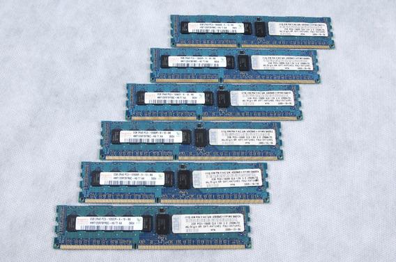 Memoria Ram Ibm 43x5045 2gb Pc3 10600 Cl9 44t1491 Ecc Reg