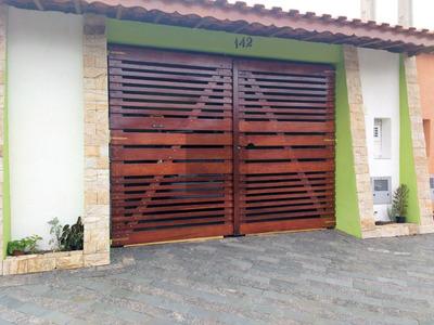 Casa Semi Nova Maravilhosa Na Primeira Quadra Em Itanhaém