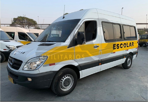 Sprinter 415 2016 28 Lugares Teto Alto Original