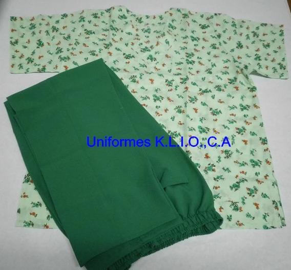 Uniformes Médicos Estampados Para Uniformes De Dama