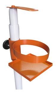 Dispensador Gel Portátil Pedal