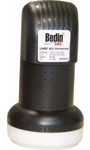 Kit 10 Lnbf Universal Receptor Banda Ku