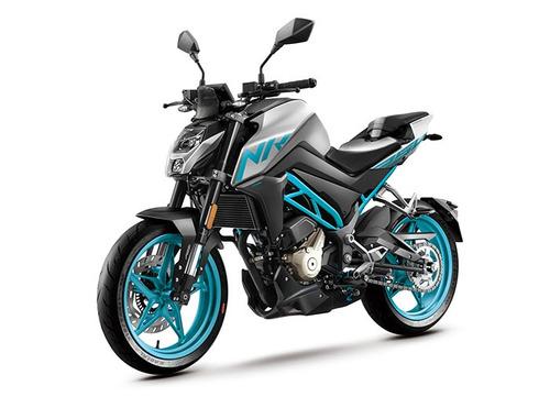 Imagen 1 de 14 de Cf Moto Nk 250 0km 2021 Negro Zanella Rz 300 Tnt Duke Ap