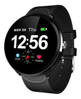 Relógio Inteligente Smartwatch Full Touch Batimentos Pressão
