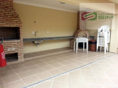 Imagem 1 de 26 de Apartamento Em Utinga - Santo André - 4261
