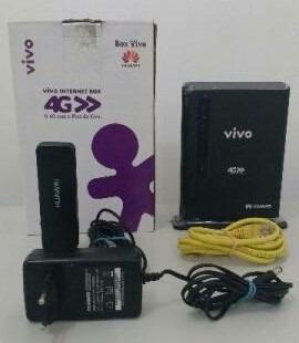 Modem Roteador Wifi Huawei E5172-s 4.5 G Lte Vivo Box Dsblq