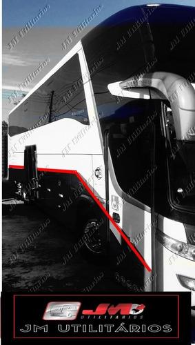 Imagem 1 de 11 de Paradiso 1600 Ld G7 Ano 2014 Scania K360 44 Lug Jm Cod.109