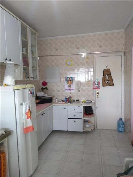 Apartamento Em Vila Belmiro, Santos/sp De 85m² 2 Quartos Para Locação R$ 1.500,00/mes - Ap352862