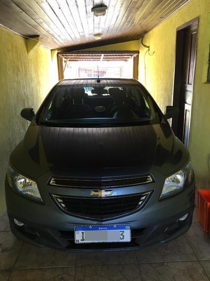 Chevrolet Onix Ltz 1.4 2015 Aut. Completo.