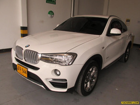 Bmw X4 Xdrive 20i Xline (184 Hp)