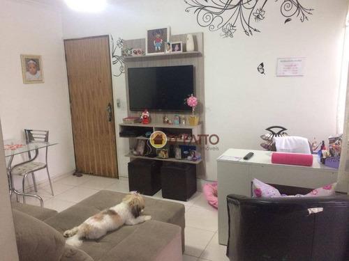 Imagem 1 de 12 de Apartamento Residencial À Venda, Parque Santo Antônio, Guarulhos. - Ap1988