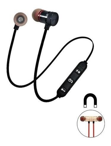 Fone Bluetooth Auricular Esportivo Musica E Atende