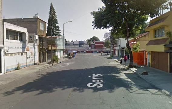 Casa De Remate Bancario En Coyoacan Inversión